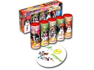 Silvester Jugend Tisch Feuerwerk Kinder