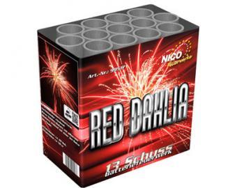 Red Dahlia - Nico