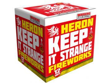Keep it Strange - Heron Cake 14-2