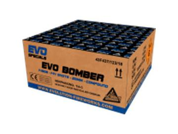 Evo Bomber - Evolution
