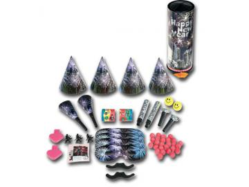 Tischfeuerwerk Maxi Happy New Year - Weco
