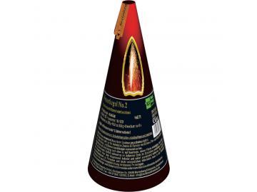 Feuerkegel No.2 Rot - Blackboxx