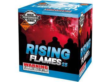 Rising Flames - Heron