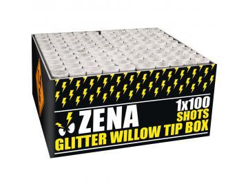 Glitter Willow Tip Box - Zena