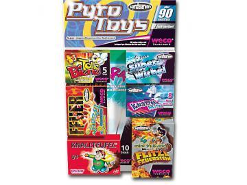 Pyro Toys - Weco